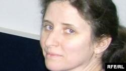 Russia -- Svetlana Burlak, philologist, 16Feb2010