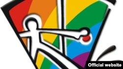 """Логотип """"Кыргыз Индиго"""", организации ЛГБТ-сообщества Киргизии"""