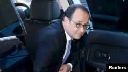 Francuski predsjednik Francoise Hollande