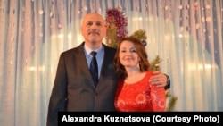 Пастор Николай Кузнецов и его жена Александра