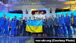 Проводи збірної України на Олімпіаду - 2018