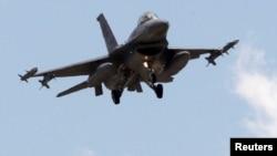 Aeroplani luftarak F-16