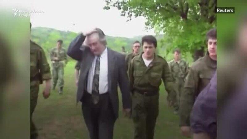 Konačna presuda za Radovana Karadžića