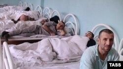 Пациенты психиатрической клиники в палате. Иллюстративное фото.