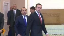 Մեկնարկել է Վրաստանի վարչապետի երկօրյա պաշտոնական այցը Հայաստան