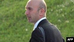 Фотограф администрации президента Грузии Ираклий Геденидзе