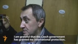 Ukrainian Minister Released From Czech Jail