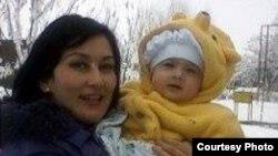 Արամայիս Ավագյանի կինը՝ Շիրին Տուրսունովան