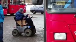 Как Минниханов инвалида-колясочника заблокировал