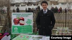 Bekbolot Madymarov