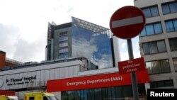 Больница святого Фомы в Лондоне