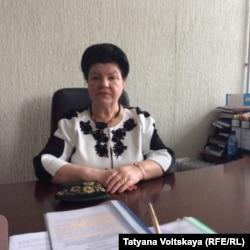 Директор начальной школы – детского сада №687 Санкт-Петербурга Лариса Демьянчук