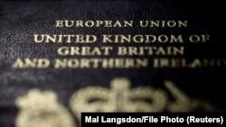 Novi britanski pasoš