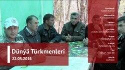 Türkmen migrantlaryna 'basyş edilýär'