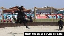 Лезгинка черкесского конного ансамбля