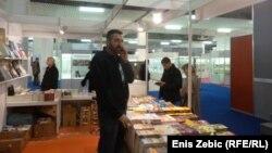 Haris Alić na sajmu u Zagrebu