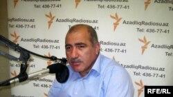 «Müsavat» deputat qrupunun üzvü Pənah Hüseyn