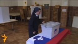Slovenians Vote For President