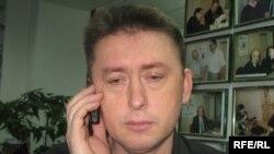 Николай Мельниченко, бывший телохранитель президента Украины Леонида Кучмы.