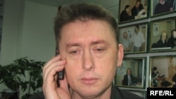 Николай Мельниченко, Украинаның экс-президенті Л.Кучманың бұрынғы оққағары.