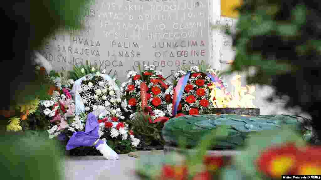 Sarajevo, 9. maj 2012. Foto: RSE / Midhat Poturović
