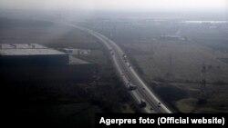 Autostradă în România