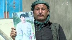 رزاق احمدی یگانه نانآور خانوادهاش بود