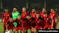 Ermənistan yığması