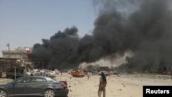 Взрыв в Туз-Хурмату