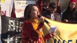 Активисты заявляют о давлении в преддверии митингов