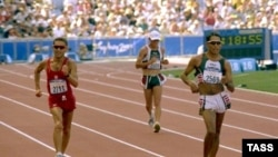 Скороходы на олимпийской дистанции