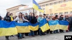 Украина.