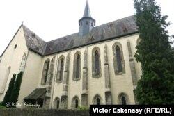 Vedere a bisericii mânăstirii Altenberg