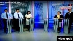 Русия дәүләт тере-радио кампаниясенең Татарстан бүлегендә дебатлар барышы