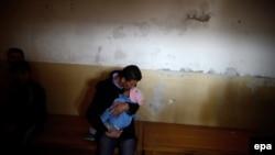 Prizor iz izbjegličkog kampa Vrazdebna u Bugarskoj, 2013.