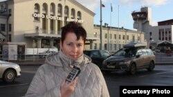 Valentina Ursu la Vilnius
