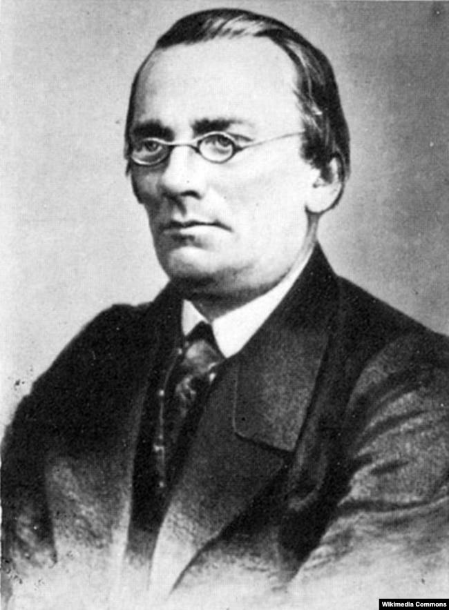 Микола Костомаров (1817–1885) – видатний український історик, етнограф, прозаїк, поет-романтик, мислитель, громадський діяч, етнопсихолог