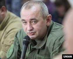 Головний військовий прокурор України Анатолій Матіос. Київ, 2015 рік