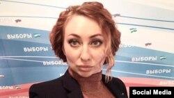 Сания Тимасова. Фото Facebook битеннән алынды.