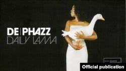 Detaliu de pe coperta albumului Daily Lama, DePhazz, 2002.
