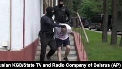 Задержание бойцов «ЧВК Вагнера» в Минске, 29 июля
