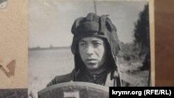 Перит Мурзаметов в годы службы в советской армии