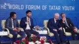 Татар яшьләре форумының пленар утырышы