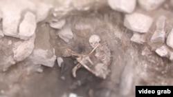 Кадр из фильма «Жизнь в Грузии 5300 лет назад»