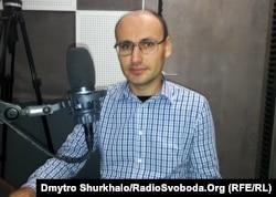 Археолог Артем Борисов