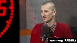 Олександр Кольченко в ефірі Радіо Крим.Реалії
