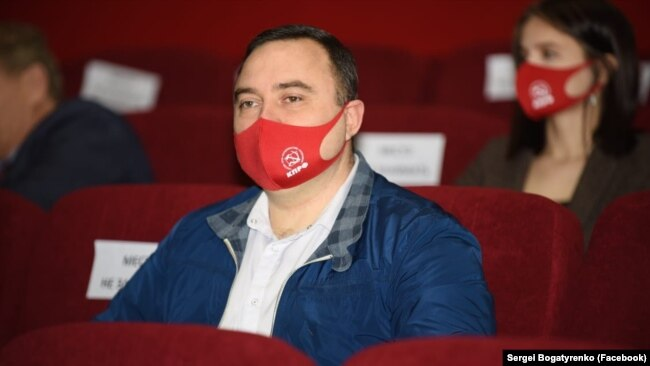 Сергей Богатыренко