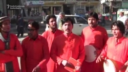 Pakistanis Sing Songs Of Peace In Swat