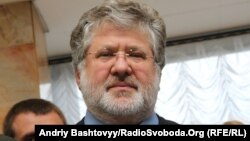Бізнесмен Ігор Коломойський, 4 жовтня 2011 року