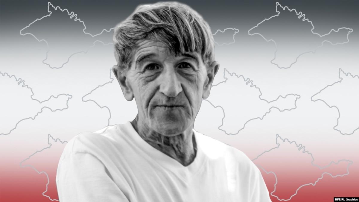 Активист Приходько встречает 61-й день рождения в СИЗО Симферополя